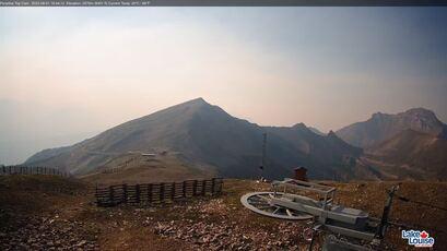 Lake Louise Ski Resort Paradise Top